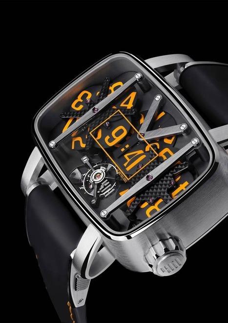 4N-MVT0/D01 Watch | My Watch | FashionLab | Scoop.it