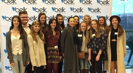 Ravenwood Students Become Fashion Editors Thanks to Belk VP Arlene Goldstein- Williamson Source | Belk  Fashion - with Arlene Goldstein, Belk Vice President of Trend Merchandising and Fashion Direction | Scoop.it