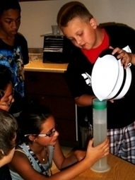 K-12 students test the waters with Arizona Project WET | Arizona Daily Wildcat | CALS in the News | Scoop.it