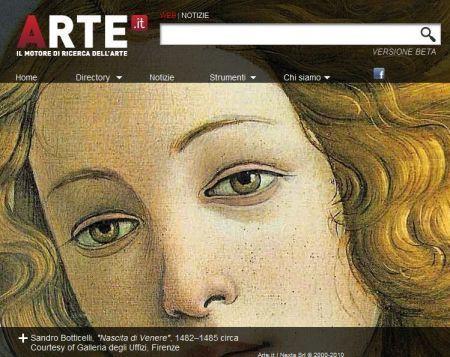 Italian Art in a Click: www.Arte.it   Learn Italian OnLine   Scoop.it