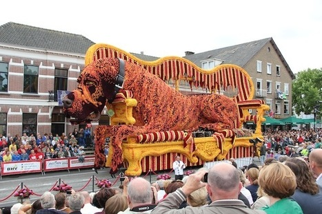 Incredible New Floats at Zundert Flower Parade 2013 | Le It e Amo ✪ | Scoop.it