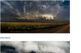 Design Inspiration - Storm Clouds | timms brand design | Scoop.it