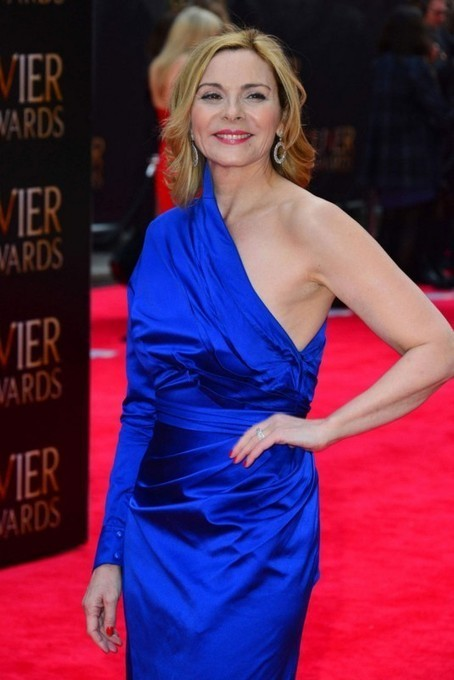 KIM CATTRALL at The Laurence Olivier Awards | BBC News Magazine | Scoop.it