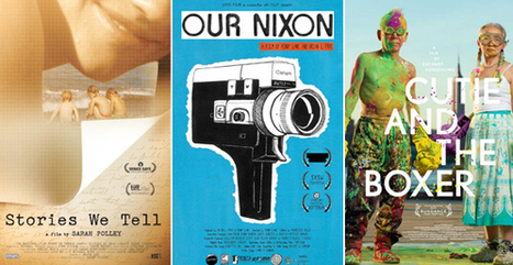 9 documentaries that you need to see this year | TED Blog | Morning Edition | Scoop.it