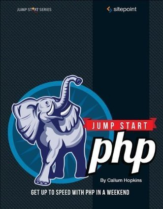 Giveaway #1 - Win Free e-Copy Of Jump Start PHP Book | Web Design & Development | SEO, PHP, Wordpress & CMS Tutorials | Scoop.it
