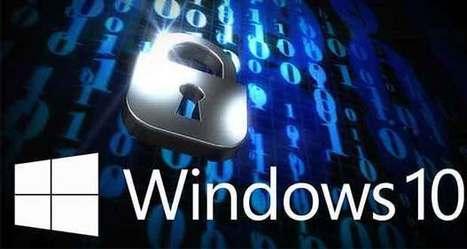 Windows 10 en entreprise, quel est le meilleur Antivirus ? | Sécurité informatique, Barracuda et Eset | Scoop.it