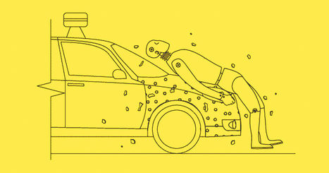 Google's Got Better Ways to Protect Pedestrians Than Glue-Covered Cars | Management - Innovation -Technology and beyond | Scoop.it