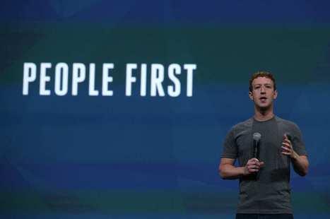 Le buzz des Etats-Unis: les pratiques de Facebook provoquent un tollé | Marketing Digital | Scoop.it