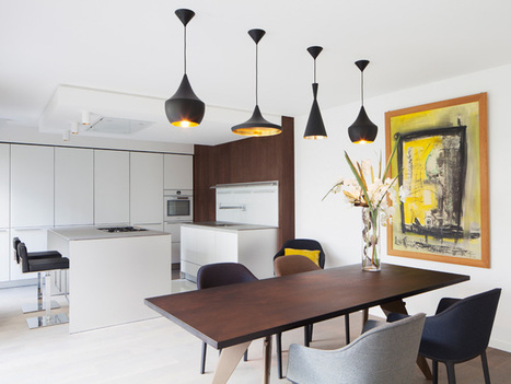 India Art n Design Global Hop : This open-plan home in Paris has shades of country living!   India Art n Design - Design   Scoop.it