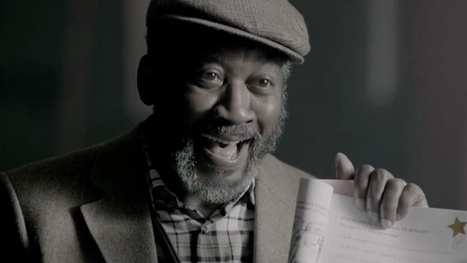 The Best Commercial For Literacy (And Scotch) Ever Made | Litteris | Scoop.it