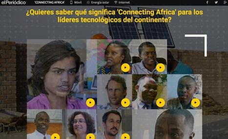 Connecting Africa | Interactive & Immersive Journalism | Scoop.it