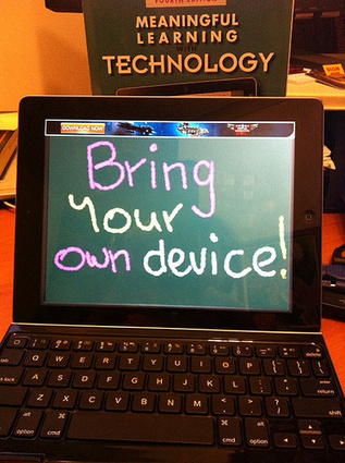 Reflections on the BYOD Classroom and Digital Citizenship | CriticalThinkingTechnologies | Scoop.it