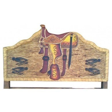 Saddle Hand Painted Mexican Headboards | Saddle Hand Painted Mexican Headboards | Scoop.it