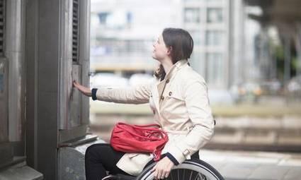 Ascenseurs dans les lieux publics : un besoin urgent ! | Veille sur le handicap | Scoop.it