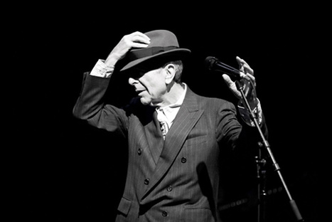 Why I Love Leonard Cohen by Ahmed Rashid | NYRblog | The New York Review of Books | Reading for English language learners | Scoop.it