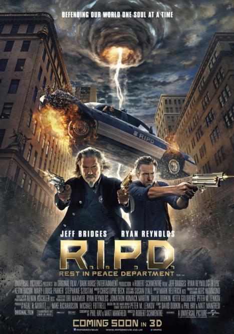 Watch R.I.P.D Online | Watch movies online | Scoop.it