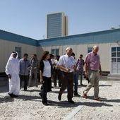 Mondial 2022 : une délégation syndicale empêchée de visiter un chantier au Qatar   Les évènements sportifs : un levier pour les droits de l'homme   Scoop.it