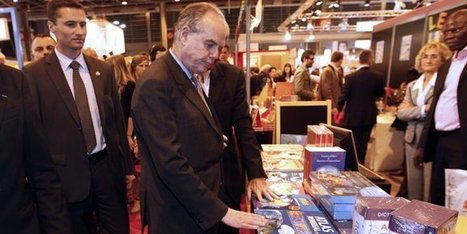 Frédéric Mitterrand salue les libraires francophones à l'étranger | Culturebox | Du bout du monde au coin de la rue | Scoop.it