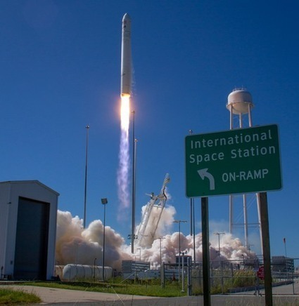 Cygnus is on its way to the ISS | NewSpace Journal | The NewSpace Daily | Scoop.it