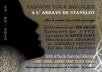Trois jeunes créatrices de mode organisent un défilé à Stavelot | Mode & Fashion | Scoop.it
