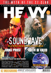 Heavy Mag — Heavy Issue 13 | Music-journalism | Scoop.it