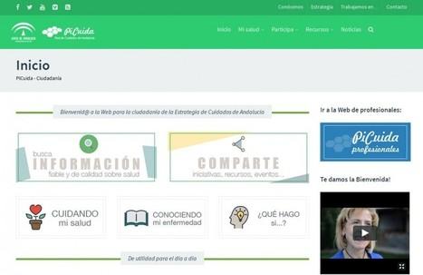 Nueva Web de #PiCuida dirigida a la ciudadanía   Salud Conectada   Scoop.it