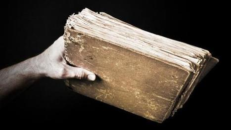 The mysterious ancient origins of the book | AdLit | Scoop.it