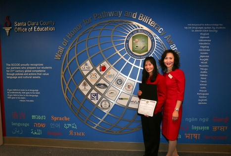 Wall of Honor for Pathway & Biliteracy Awards in Santa Clara County | ¡CHISPA!  Dual Language Education | Scoop.it