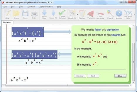 Tips to Fight the Fear of Algebra | Learning Algebra in Online | Technology & Apple | Scoop.it