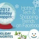 Holiday Shopping Trends Reveal Top Stores And Gadgets On Facebook [Infographic] | #Mocial -- Social, Mobile, Local Retail #NYC | Scoop.it