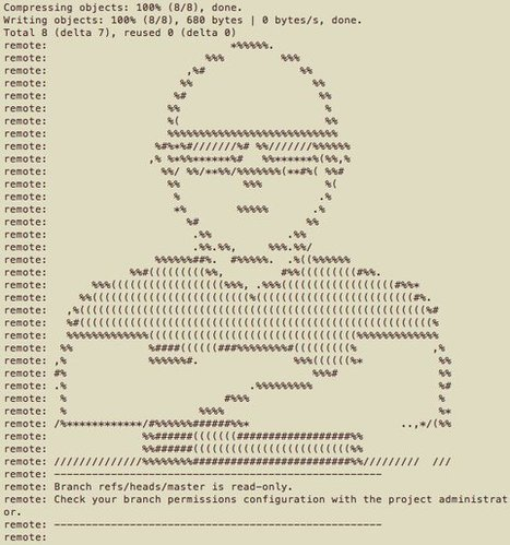 Tweet from @UINT_MIN | ASCII Art | Scoop.it