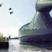 Giant floating duck could provide solar energy for Copenhagen - Digital Trends | Weekly Best in Global Real Estate | Scoop.it