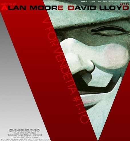 Remember, Remember The Fifth Of November Part One | Comic Books | Scoop.it