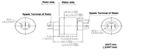 4 Circuits LPR Series Slip Ring LPR-4H | ElectricSlipRing.com | electricslipring.com | Scoop.it