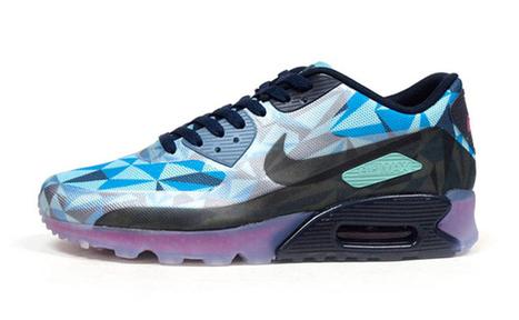 Nike Air Max 90 Ice Slate Dark Obsidian Barely Blue for Sale Online | Nike Air Jordans | Scoop.it