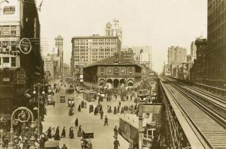 Une appli mobile fait remonter le temps dans les rues de New York   TV sur le web   Scoop.it