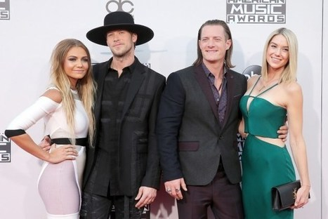 Florida Georgia Line Love Having Their Wives Out on the Road | Country Music Today | Scoop.it