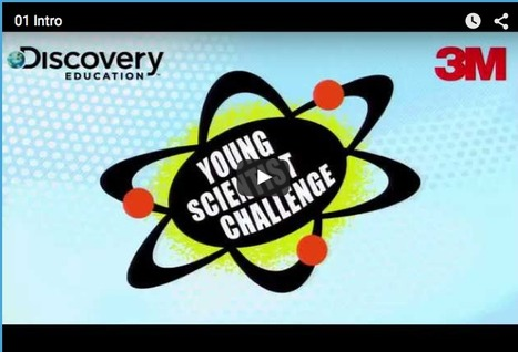 2015 Final Event Archive | 3M Young Scientist Challenge | School & Learning Today | Scoop.it
