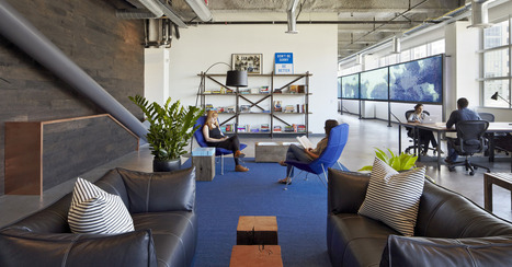 13 Playful Work Environments That Reinvent Office Space | People | Business | Excellent | Scoop.it