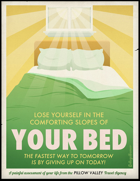 Travel Posters For Lazy Geeks | Cool Links | Scoop.it