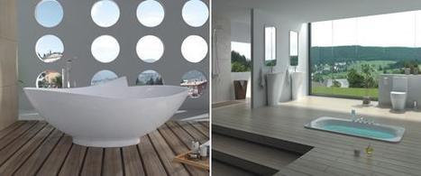 Wall Hung Basins Perth | Designer Tiles | Scoop.it