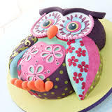 Owl Cake | Anything, mainly re-scooped things from friends | Scoop.it