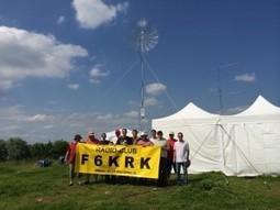 Blog.F6KRK.org » IARU VHF 2015 depuis la colline d'Elancourt JN08XS   LAURENT MAZAURY : ÉLANCOURT AU CŒUR !   Scoop.it