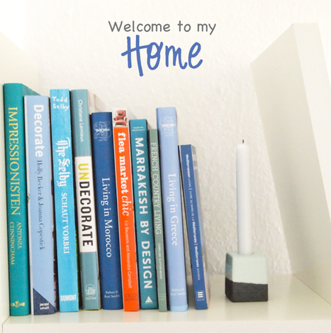 Home Tour: Welcome To My Home!   Interior Design & Decoration   Scoop.it