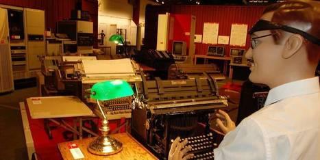 Le premier musée de l'informatique en Belgique ouvre ses portes à Namur | Université de Namur | Scoop.it