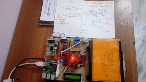 Home automation using Raspberry Pi | Raspberry Pi | Scoop.it