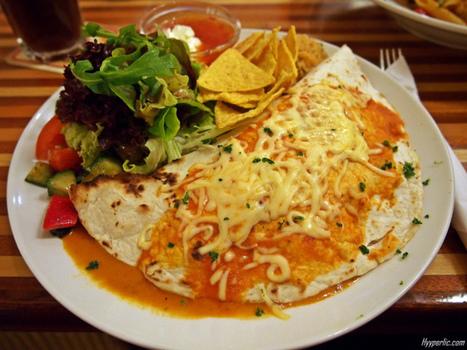 Burrito Verduras im Cafe Colours in Ravensburg - HYYPERLIC.com | Loving Life at its best | Scoop.it