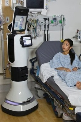 FDA clears first autonomous telemedicine robot for hospitals | KurzweilAI | FutureChronicles | Scoop.it