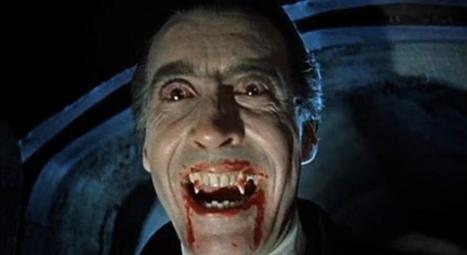 Christopher Lee Reads Five Horror Classics: Dracula, Frankenstein, The Phantom of the Opera & More | English Language Teaching Journal | Scoop.it