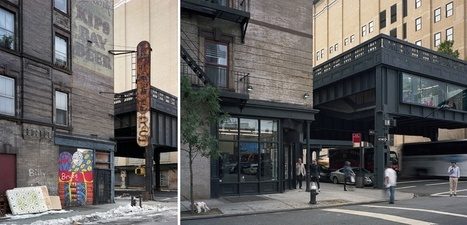 Photographing the Extreme Transformation of the Meatpacking District | IB GEOGRAPHY URBAN ENVIRONMENTS LANCASTER | Scoop.it